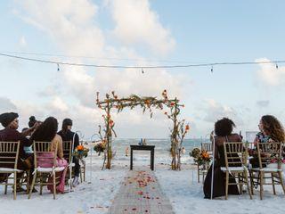 The wedding of Rhyma and Tierno 1