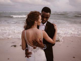 The wedding of Rhyma and Tierno