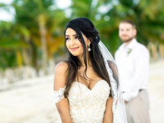 The wedding of Yadira and Kyle