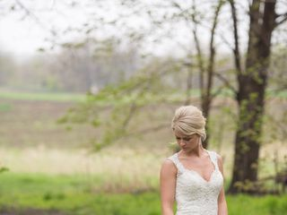 Jackie and Justin's Wedding in Fort Leavenworth, Kansas 4