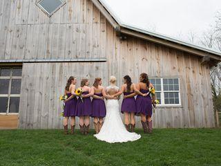 Jackie and Justin's Wedding in Fort Leavenworth, Kansas 6