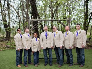Jackie and Justin's Wedding in Fort Leavenworth, Kansas 7