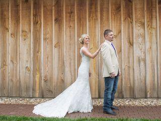 Jackie and Justin's Wedding in Fort Leavenworth, Kansas 8