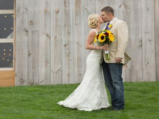 Jackie and Justin's Wedding in Fort Leavenworth, Kansas 9