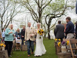Jackie and Justin's Wedding in Fort Leavenworth, Kansas 14
