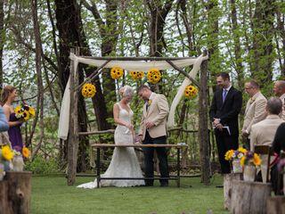 Jackie and Justin's Wedding in Fort Leavenworth, Kansas 15