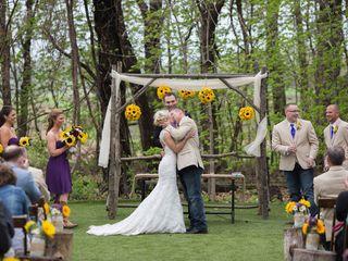 Jackie and Justin's Wedding in Fort Leavenworth, Kansas 16