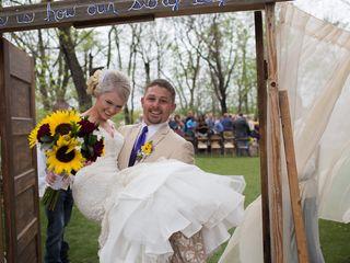 Jackie and Justin's Wedding in Fort Leavenworth, Kansas 17