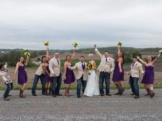 Jackie and Justin's Wedding in Fort Leavenworth, Kansas 19