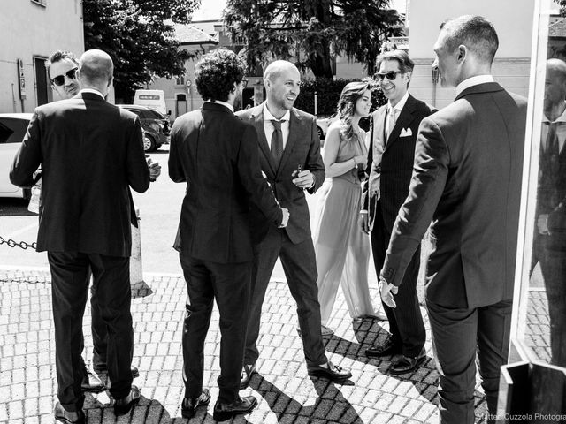 Luca and Silvia's Wedding in Milan, Italy 26