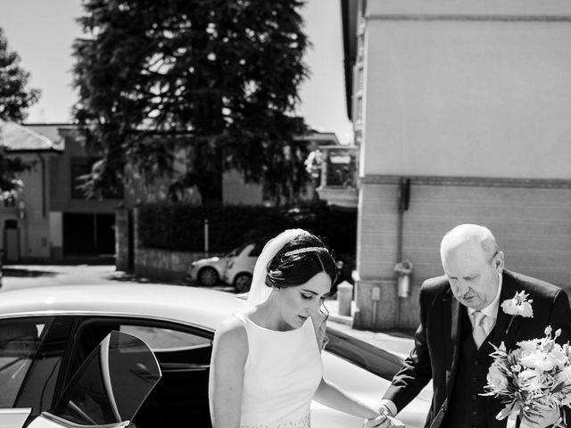 Luca and Silvia's Wedding in Milan, Italy 29