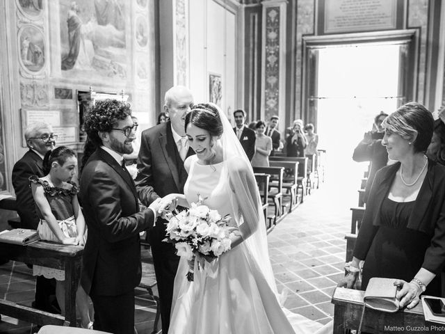 Luca and Silvia's Wedding in Milan, Italy 32