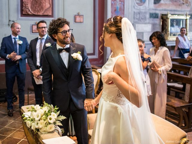 Luca and Silvia's Wedding in Milan, Italy 33