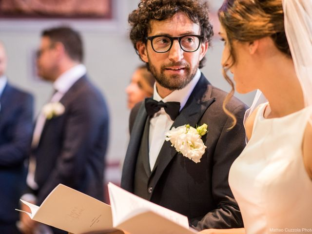 Luca and Silvia's Wedding in Milan, Italy 34