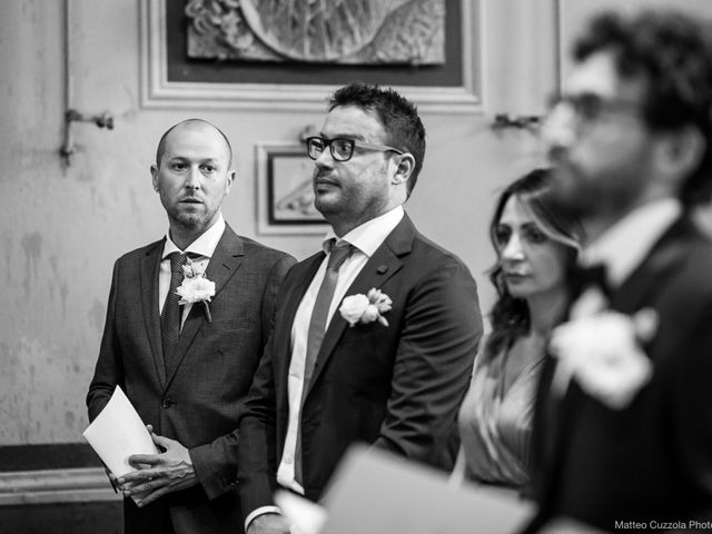 Luca and Silvia's Wedding in Milan, Italy 35