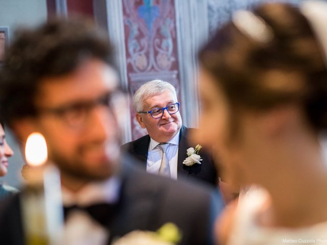 Luca and Silvia's Wedding in Milan, Italy 36