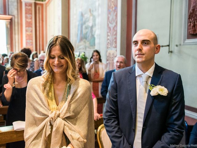 Luca and Silvia's Wedding in Milan, Italy 37