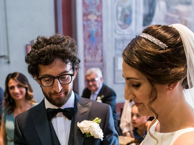Luca and Silvia's Wedding in Milan, Italy 39