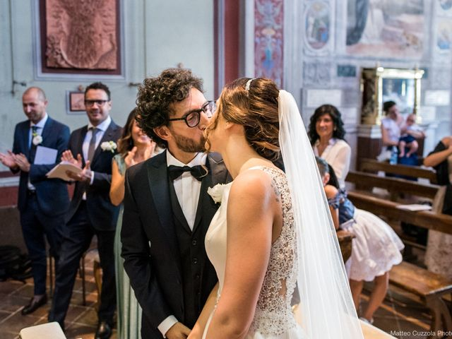 Luca and Silvia's Wedding in Milan, Italy 41