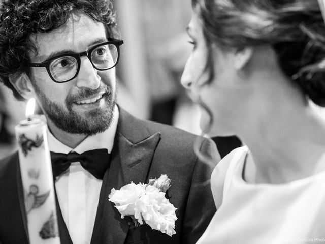 Luca and Silvia's Wedding in Milan, Italy 43