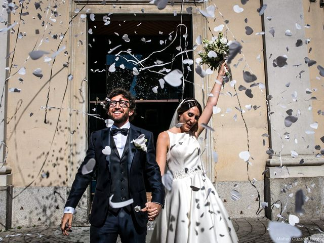 Luca and Silvia's Wedding in Milan, Italy 45