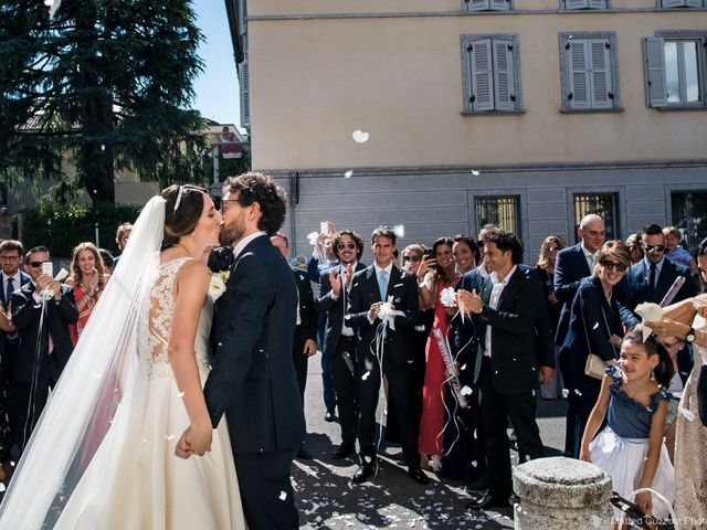 Luca and Silvia's Wedding in Milan, Italy 46