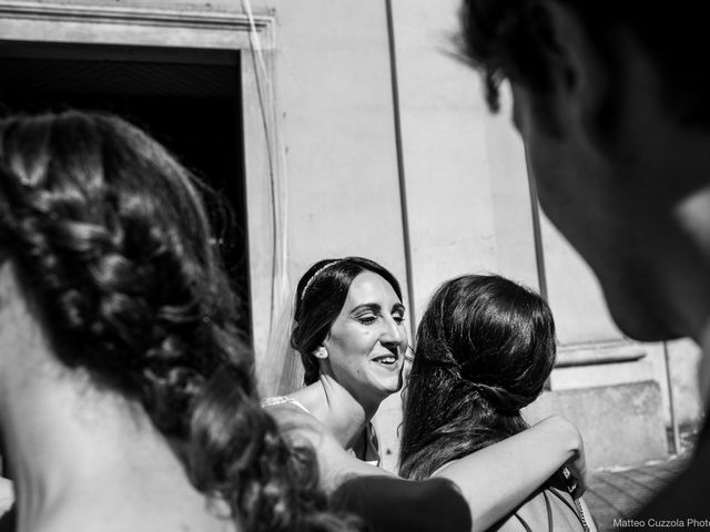 Luca and Silvia's Wedding in Milan, Italy 51