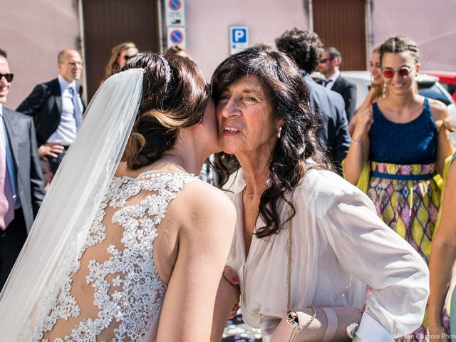 Luca and Silvia's Wedding in Milan, Italy 55