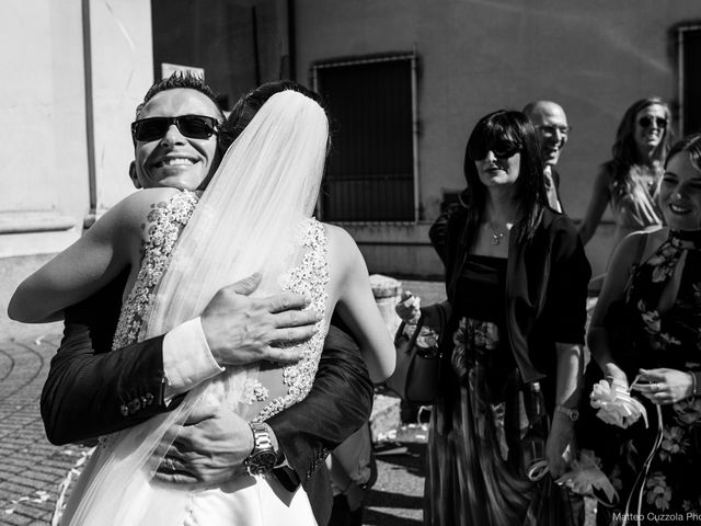 Luca and Silvia's Wedding in Milan, Italy 61
