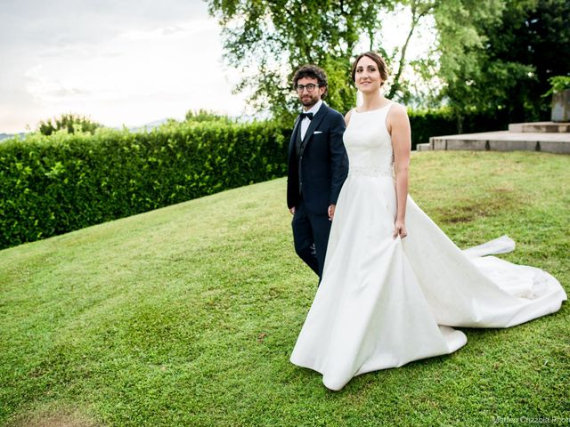 The wedding of Silvia and Luca