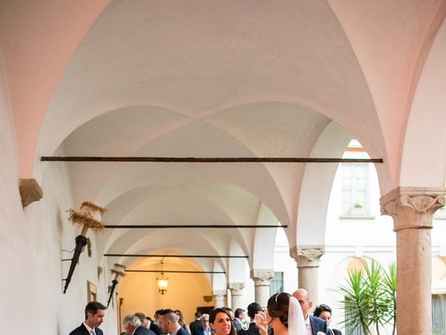 Luca and Silvia's Wedding in Milan, Italy 82