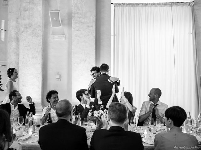 Luca and Silvia's Wedding in Milan, Italy 88