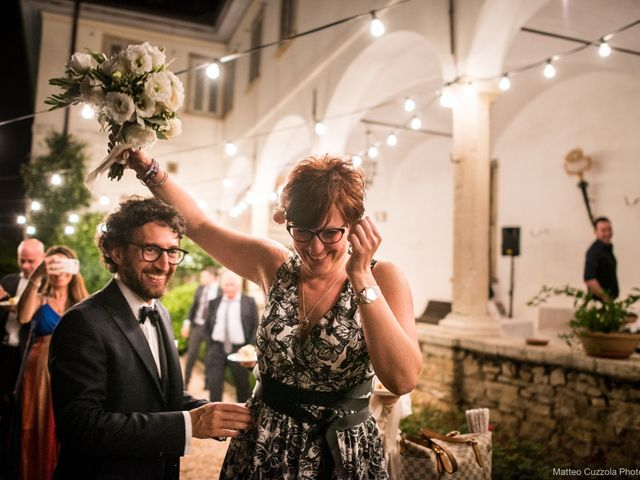 Luca and Silvia's Wedding in Milan, Italy 102