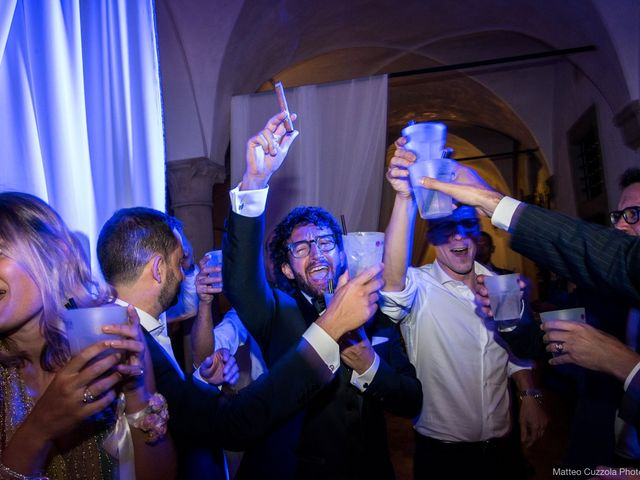 Luca and Silvia's Wedding in Milan, Italy 107