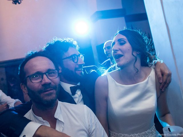 Luca and Silvia's Wedding in Milan, Italy 113