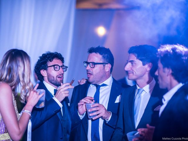 Luca and Silvia's Wedding in Milan, Italy 116