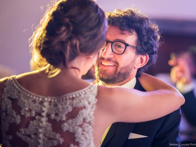 Luca and Silvia's Wedding in Milan, Italy 117