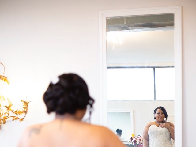 Aarron and Ericka's Wedding in Kansas City, Missouri 6