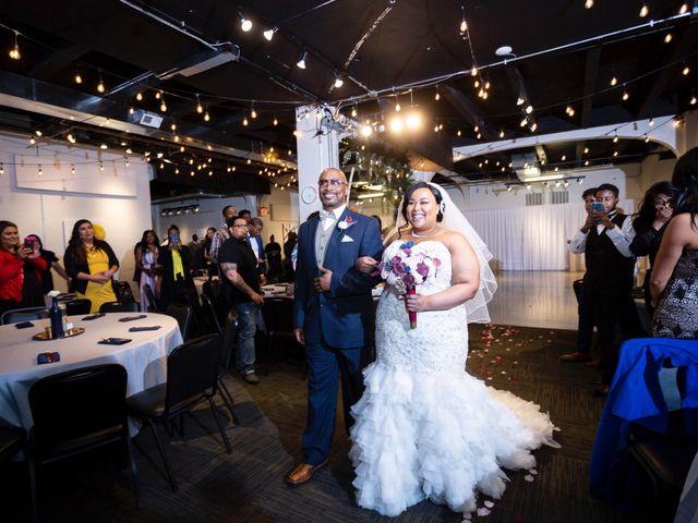 Aarron and Ericka's Wedding in Kansas City, Missouri 7
