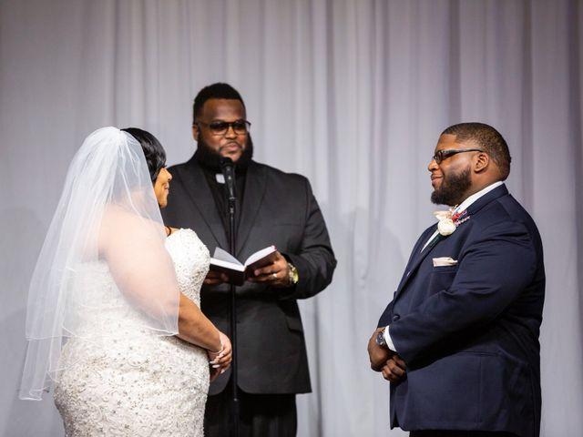 Aarron and Ericka's Wedding in Kansas City, Missouri 9