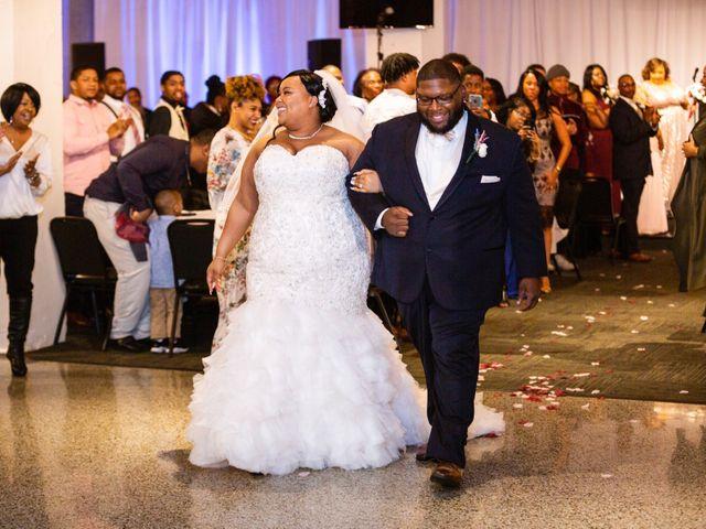 Aarron and Ericka's Wedding in Kansas City, Missouri 10