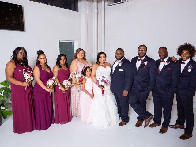 Aarron and Ericka's Wedding in Kansas City, Missouri 1