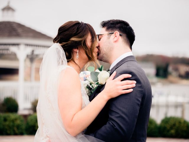 Jay and Kymberli's Wedding in Point Pleasant Beach, New Jersey 10
