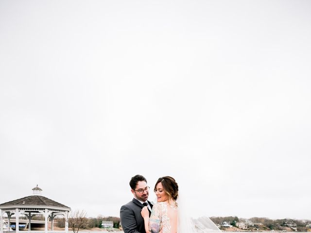 Jay and Kymberli's Wedding in Point Pleasant Beach, New Jersey 12