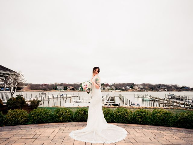 Jay and Kymberli's Wedding in Point Pleasant Beach, New Jersey 14