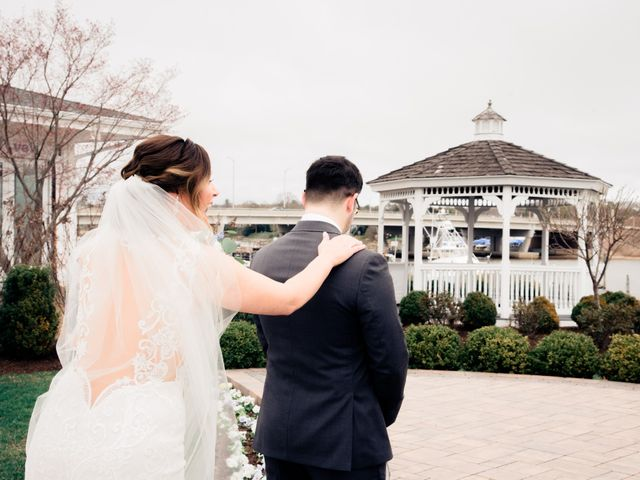 Jay and Kymberli's Wedding in Point Pleasant Beach, New Jersey 33