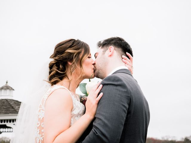 Jay and Kymberli's Wedding in Point Pleasant Beach, New Jersey 34