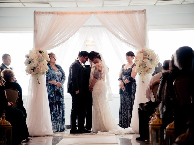 Jay and Kymberli's Wedding in Point Pleasant Beach, New Jersey 42