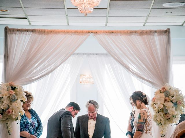Jay and Kymberli's Wedding in Point Pleasant Beach, New Jersey 43