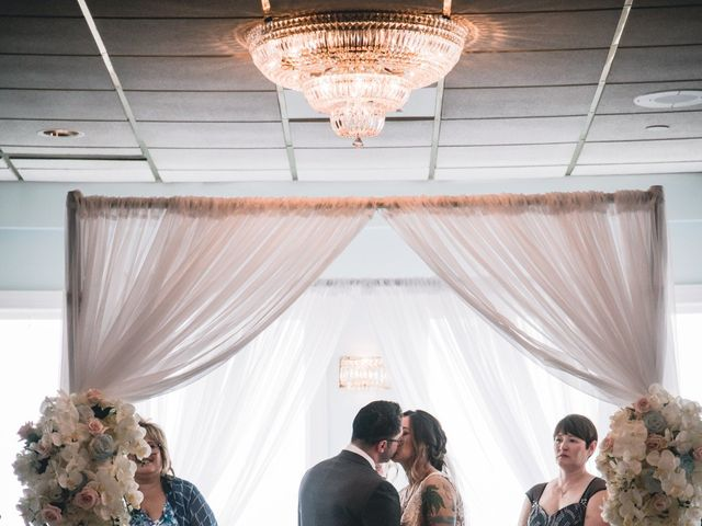 Jay and Kymberli's Wedding in Point Pleasant Beach, New Jersey 44